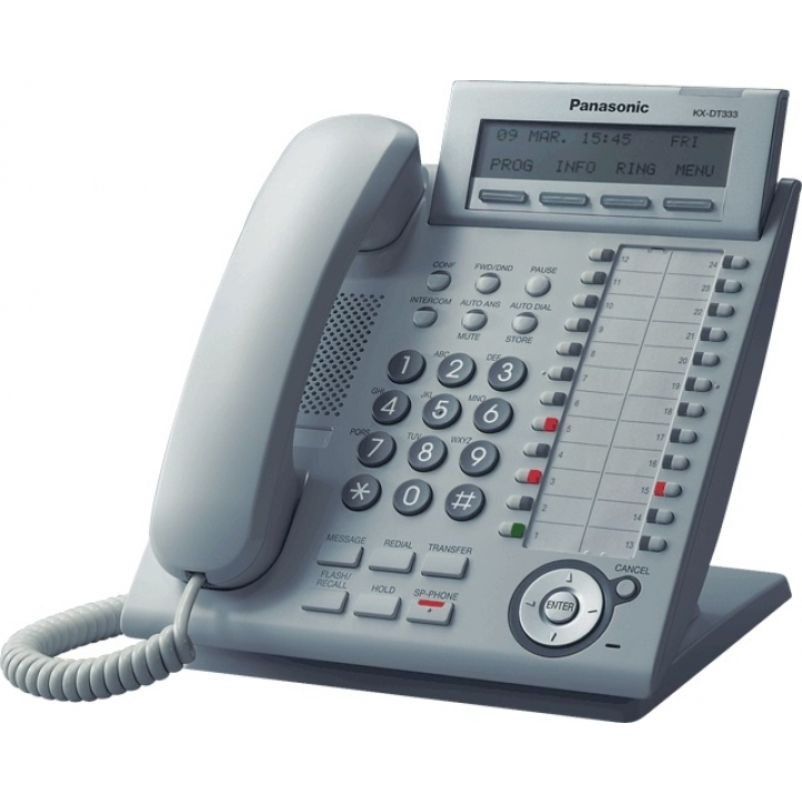 טלפון דיגיטלי KX-DT333