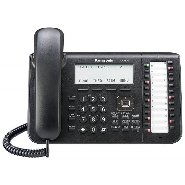 טלפון דיגיטלי דגם: KX-DT546
