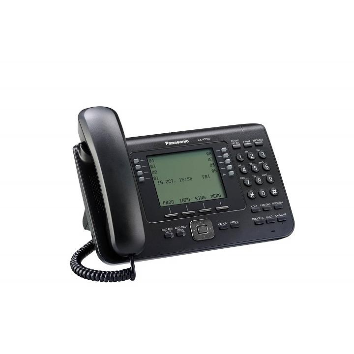 טלפון IP דגם: KX-NT560