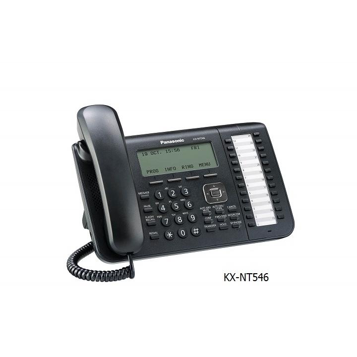טלפון IP דגם KX-NT543 / KX-NT546